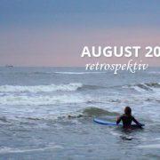 August 2014 retrospektiv