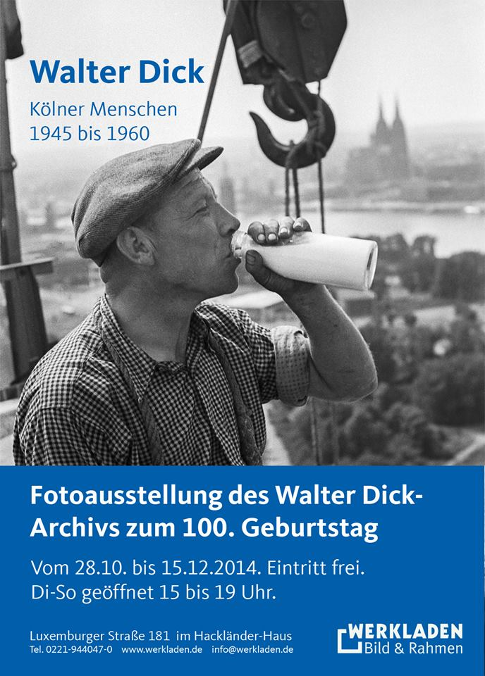 100. Jahre Walter Dick