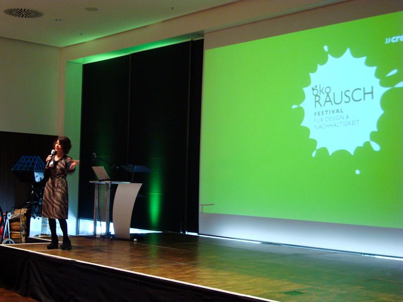 ökoRAUSCH Symposium: Ursula Tischler (Econcept)