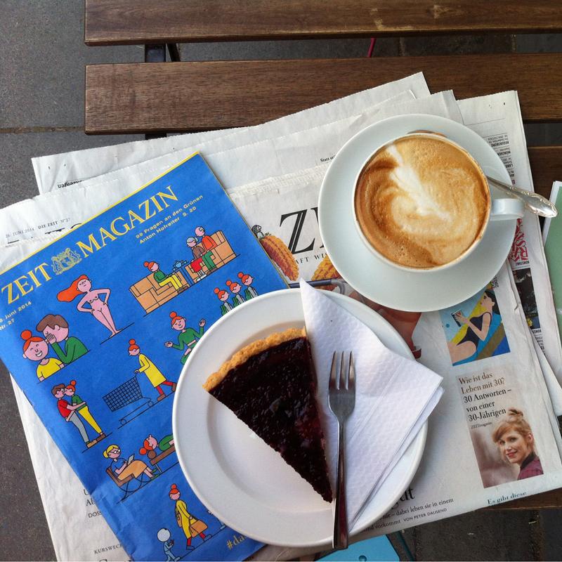 daklue Lieblingscafés: Cafe Dein&Mein