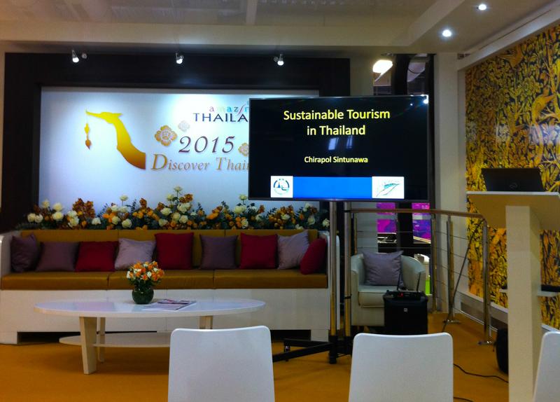 ITB 2015: nachhaltiger Tourismus in Thailand
