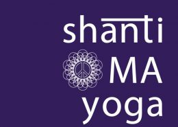 "Corporate Design ""shantiMA yoga"""